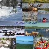 So Much To Do! - Moosehead Lake is a 4 season destination