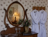 Relax in Our Spa Robes