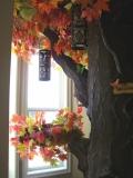 Autumn Cat Tree