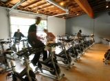 YAS Fitness Centers-Silverlake Spin Room - Bring a friend and spin to great tunes!