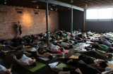 YAS Fitness Centers-Venice Yoga Room - The sexiest yoga room in the city!
