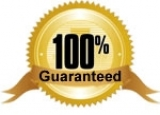 100% Guaranteed - All of our products are 100% guaranteed, if defective we will replace them.