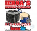 Ierna's Logo - please visit us at www.iernaair.com