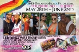 2013 Orlando Black Pride Week May 28 - June 2