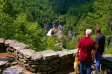 Hiking Trails in NC Mountains - Our Top 50 Hikes near Asheville in the North Carolina mountains has something for all skill levels - enjoy mountain views, waterfalls, and pristine nature: www.romanticasheville.com/hiking.html
