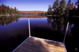 Lake - Private Lake in Algonquin Park