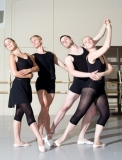 Uprising - Uprising<br />Choreography: Donna Greenberg<br />Ballet Espressivo<br />Dancers: <br />Isabel Nunez Morales<br />Napu Boychuk<br />Photographer: John Patric Price