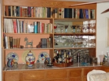 Custom Built bookcase with cabenits - We built this custom bookcase to meet our customers request