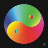 Rainbow Yin/Yang - The Rainbow Yin/Yang symbolizes the union of natural opposites and the universal acceptance of diversity.