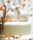 Love Bird Wedding Cake Topper #3020 Weddingfavours.ca