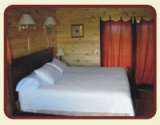 King Bed - King bed offers all the comforts of a home away from home in the one bedroom suite