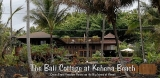 The Bali Cottage at Kehena Beach Hawaii - Romantic Oceanfront Balinese Getaway