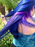 Fantasy Blue/Purple