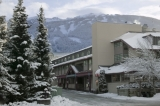 Listel Hotel Whistler Winter