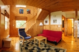 Inside our Chalets
