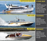4 awesome boats!!
