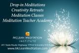 McLean Meditation Institute Teacher Academy