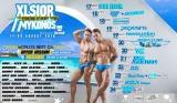 XLSIOR gay festival on Mykonos Island