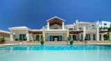 Mansion in Los Flamingos, Marbella, Spain with stunning panoramic views.
