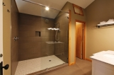 Lodgepole suite shower