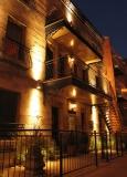 Exterior - Night Scene