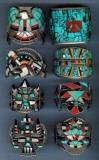 Zuni Vintage Bracelets