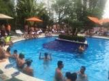 Swimming pool at TepozSpa