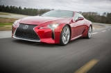 Lexus LC 500, also available as a Hybrid