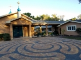 Our parish center and chapel