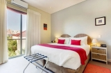 Standard en-suite rooms - king size bed or twin beds.