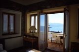 Captain's View - Molyvos, Lesvos.<br />A beautifully restored stone cottage retaining the Greek style<br />With two-bedroom, both with en suite bathrooms<br />Sleeps  4- 6<br />120 - 170 euros per night