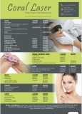 Coral Laser Permanent, Painless Hair Removal Image 1