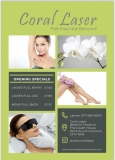 Coral Laser Permanent, Painless Hair Removal Image 2