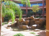 Water Feature - Chandler Falls Professional Office Suites