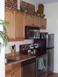 Fully- equiped Kitchen