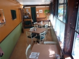 The Sun Room - Our sun room is a great place to sit, and it is a great place for private parties.