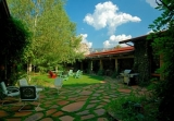 El Portal Sedona Hotel Courtyard - Relax and unwind in this private courtyard.