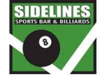 Sidelines Sports Bar & Billiards - Free Pool, Wii, WiFi, and the best, coldest drinks around.