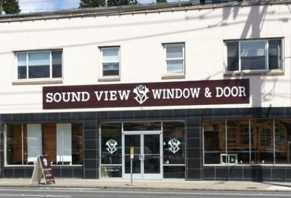 Sound View Window and Door