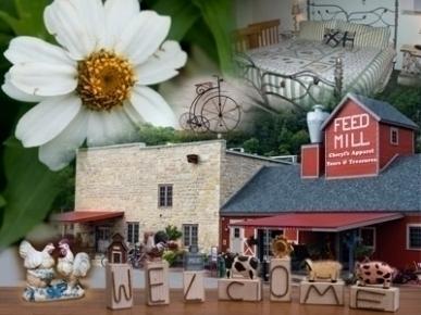 Stone Mill Suites Historic Inn Hotel