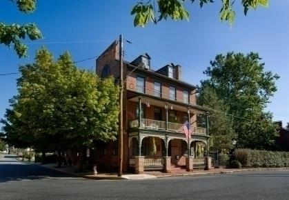 The Railroad House Inn