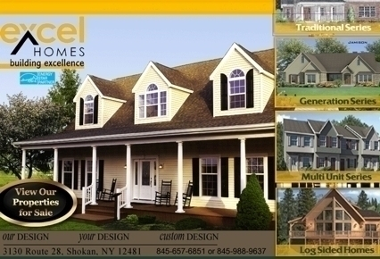 Catskill Modular Homes Llc