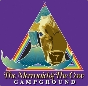 The Mermaid & The Cow Campground