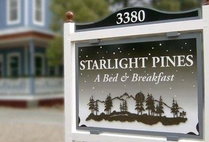 Starlight Pines Bed & Breakfast