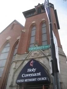 Holy Covenant UMC