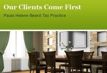 Paula Helene Beard Tax Practice