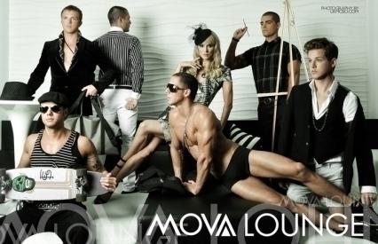 MOVA Lounge, Miami Beach