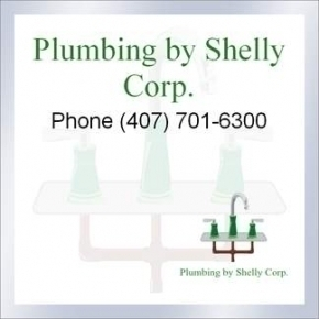 Plumbing by Shelly