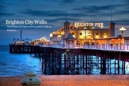 Brighton City Walks