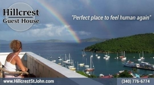 Hillcrest Guest House, St. John, US Virgin Is